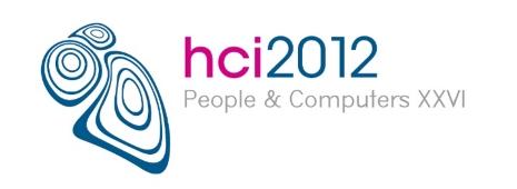 HCI 2012 publication