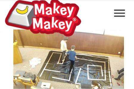 Makey Makey Featured Guide: Walk-on Maze